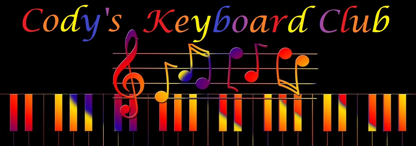 Cody's Keyboard Club